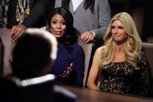 Omarosa Walks Over Brande and Chews off Bret Michaels Head