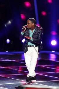 "THE VOICE -- ""Blind Auditions"" Episode 401 -- Pictured: Vedo -- (Photo by: Trae Patton/NBC)"
