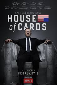 House of Cards wins 9 Emmy Nomations for Netflix