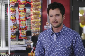 Matt Long looks so amazing.  Rich and Hot