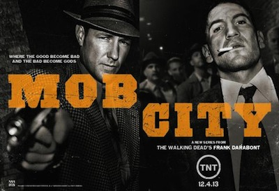 Mob City on TNT Recap of New Mafia Show
