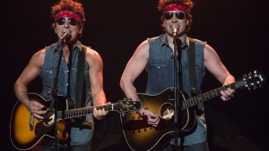 Bruce Springsteen sings Governor Christie's Fort Lee Traffic Jam to Turn of Born to Run