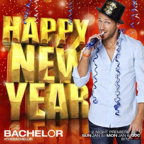 Juan Pablo wishes all his fans a happy new year