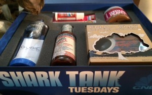 Shark Tank Swag Box Contest